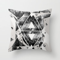 Interestelar Throw Pillow by Rui Faria