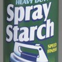Quality care 07220-1219; spray starch 20oz [PRICE is per CAN]