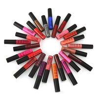 Foreign Trade Makeup _ foreign trade make - up 34 - color matte fade color lip gloss fog face lip gloss [10460126868]