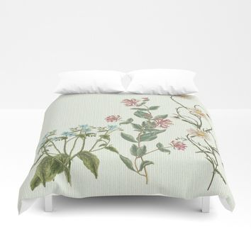 Bringing the outside in Duvet Cover by anipani