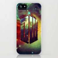 Doctor Who VI iPhone & iPod Case by Rain Carnival