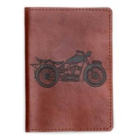 Open Road Leather Passport Cover (GC)