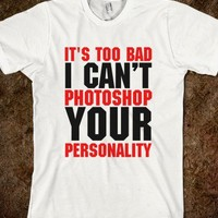 Photoshop Personality Shirt