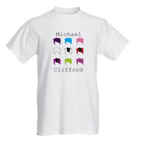 Michael Clifford Pop Art Shirt