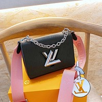 Louis Vuitton LV Leather Shoulder bag