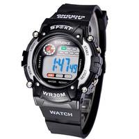 Digital Watches Sports Wrist Watches  Watch LED Watches Kid Waterproof Mix Colors Drop