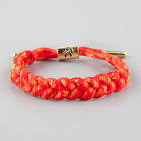 Rastaclat Maui Bracelet Red Combo One Size For Men 25673434901