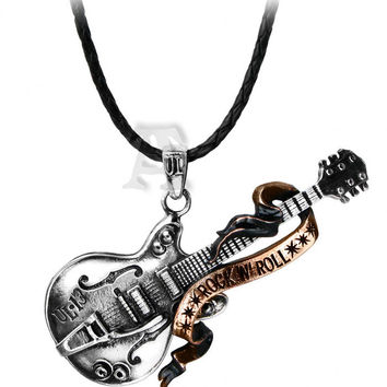 Steel Guitar Pendant