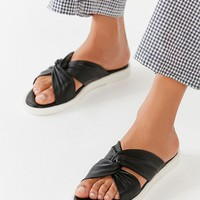 UO Crossed Knotted Sandal | Urban Outfitters