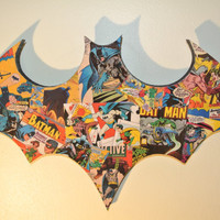 Batman Wall Plaque (made to order)