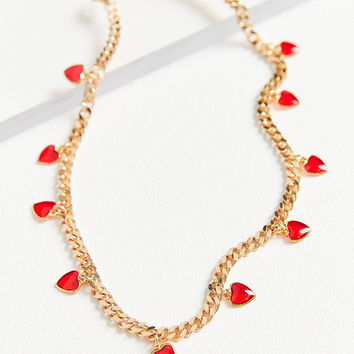 Frasier Sterling Mamacita Choker Necklace | Urban Outfitters