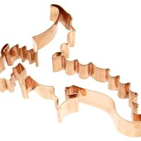 Old River Road Dragon Shape Cookie Cutter