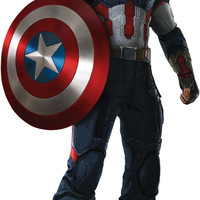 Captain America Avengers Age Of Ultron Fathead Jr