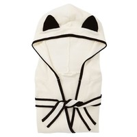 The Emily & Meritt Knit Cat Robe