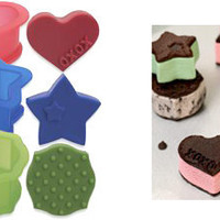 Bake It Pretty - Classic Ice Cream Sandwich Molds