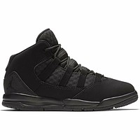 Jordan Max Aura SE (PS) Triple Black AQ9216 001 Preschool Kids Sizes