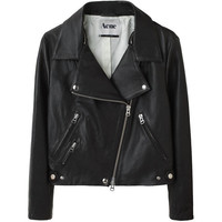 Acne Rita Leather Jacket