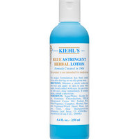 Blue Astringent Herbal Lotion. Skin Care Face Moisturizers - Kiehl's