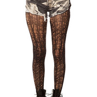 The Torn and Frayed Tights