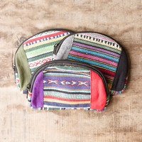 Woven Nepalese Pouch