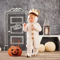Toddler Where The Wild Things Are Max Costume