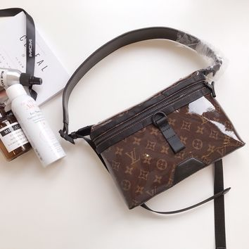 Louis Vuitton LV Monogram Glaze MESSENGER Shoulder bag