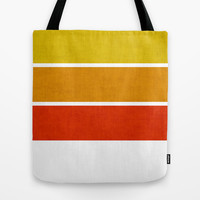Sunny Day Tote Bag by Pattern Pillows