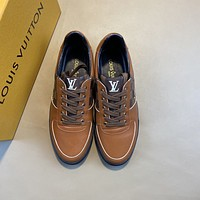 lv louis vuitton womans mens 2020 new fashion casual shoes sneaker sport running shoes 230