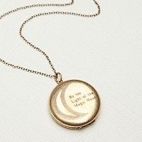 Light of the Magic Hour Locket