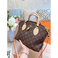 lv louis vuitton womens tote bag handbag shopping leather tote crossbody satchel 71