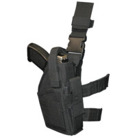 Drop-Leg Holster with Web Straps