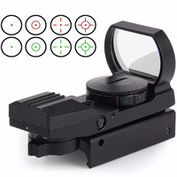 Holographic, Reflex & Red Dot Sights Tactical Rifle Scope