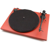 Pro-Ject: Essential II Turntable - Red