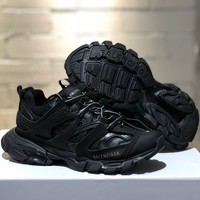 Trendsetter  Balenciaga Track 3.0  Women Men Distressed Retro Dad Shoes