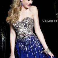 Sherri Hill 8443 Dress - MissesDressy.com