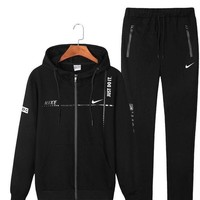 ONETOW Nike Men's fashion sports suit
