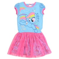 My Little Pony Girls Tutu Dress. NWT