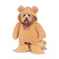 Walking Teddy Bear Dog Costume