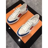 prada men fashion boots fashionable casual leather breathable sneakers running shoes 204