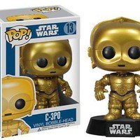 Funko Pop Star Wars: C-3PO  Vinyl Figure