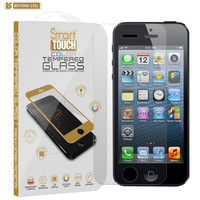 Beyond Cell Tempered Glass Full Screen Protector for Apple iPhone 5, 5S, 5C, 6