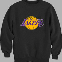 Los Angeles Lakers Sweater for Mens Sweater and Womens Sweater ***