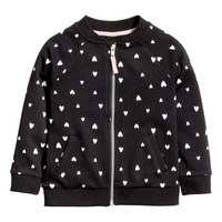 Bomber Jacket - from H&M