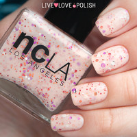 NCLA Posh And Privileged Nail Polish (Duchess Of L.A. Collection)