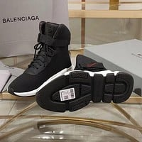 Balenciaga SpeedTrainers Black With With Sole Unit Sneakers