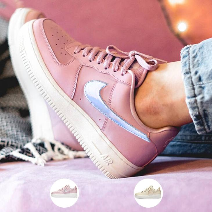 Image of Air Force 1 '07 Air Force Low Tops Pink