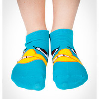 Phineas and Ferb No Show Socks 5 Pk