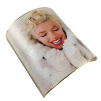 Marilyn Monroe Cuff - Winter