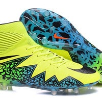 2016 New Soccer Style NikSoccer Shoes Men Sports Shoes Free Shipping