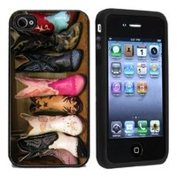 Cowboy Boots Case / Cover For Apple iPhone 4 or 4s by Atomic Market